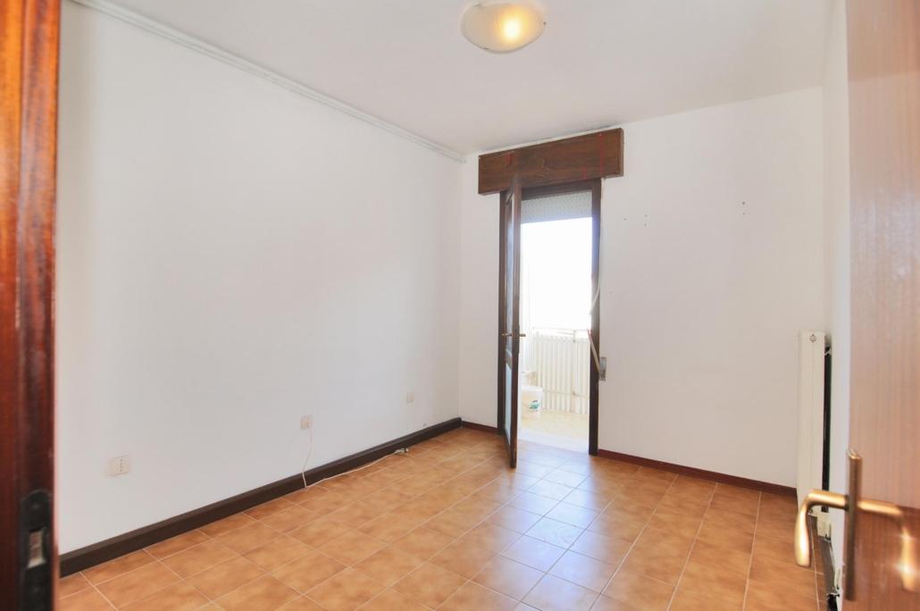 Appartamento Il Nido_Prima allestimento camera matrimoniale