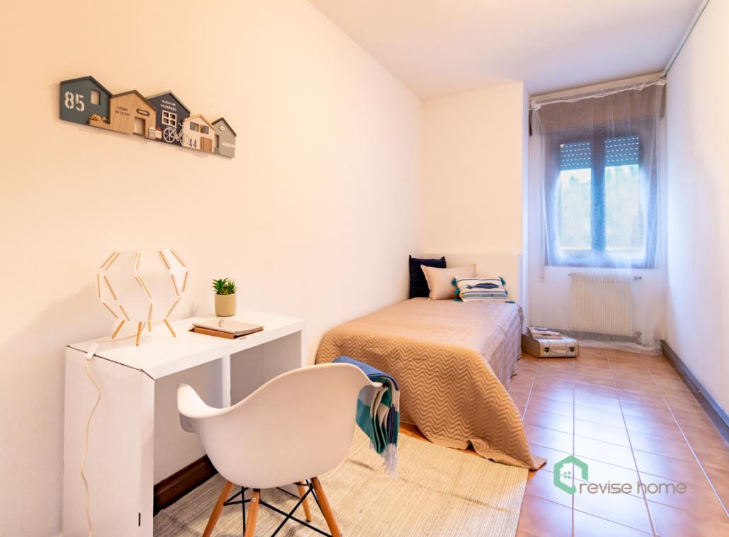 Appartamento Il Nido_Dopo allestimento camera singola